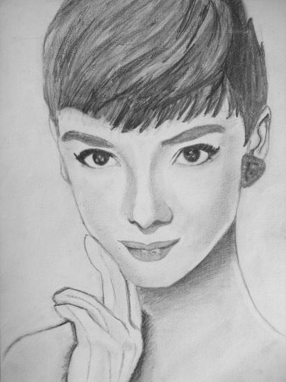 Audrey Hepburn por els